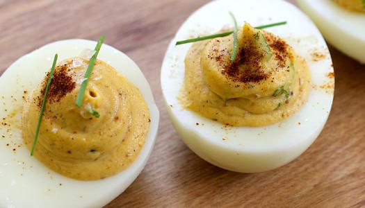 Seventies Eggs