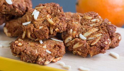 Almond & Orange Biscuits