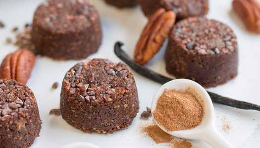 Pecan & Date Chocolate Morsels