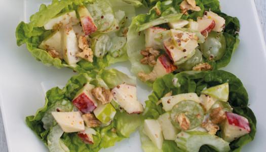 Waldorf Salad Cups